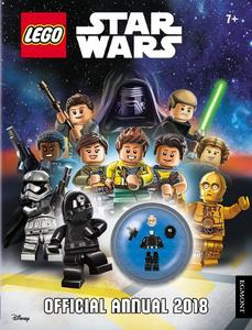 The LEGO (R) STAR WARS: Official Annual 2018