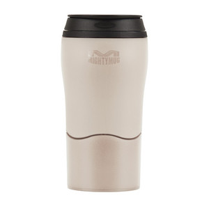 Mighty Mug Solo Cream 11Oz 0.32 Ltrs