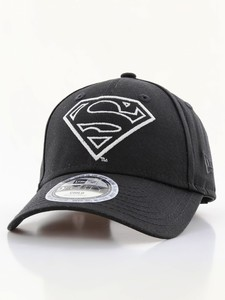 New Era Gitd Superman Kids Cap Black