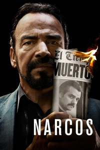 Narcos: Season 2 [3 Disc Set]