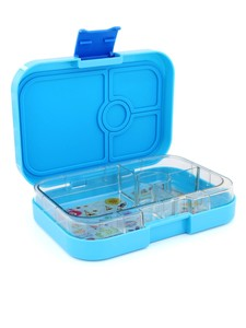 Yumbox Panino Blue Fish 4 Compartments