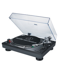 Audio Technica AT-LP120BK-USB Direct-Drive Turntable