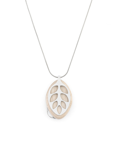 Bellabeat Leaf Silver Health Tracker
