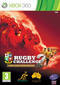 Rugby Challenge 2: The Lions Tour Edition [Pre-owned]