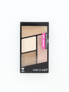 Wet N Wild Color Icon Eyeshadow Quads Walking On Eggshells