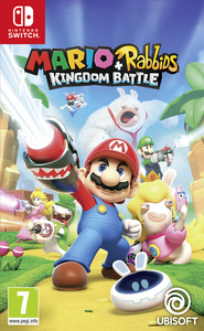 Mario + Rabbids: Kingdom Battle [Pre-Owned]