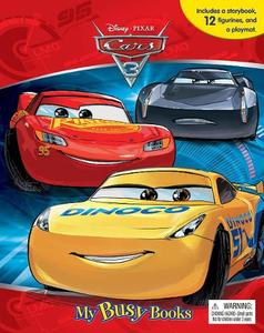 My busy books: Disney Pixar Cars 3