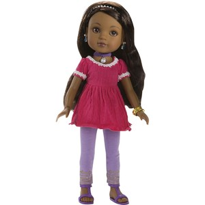 Hearts For Hearts Girls Doll - Nahji From India