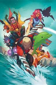 Teen Titans Vol. 2 The Rise of Aqualad (Rebirth)