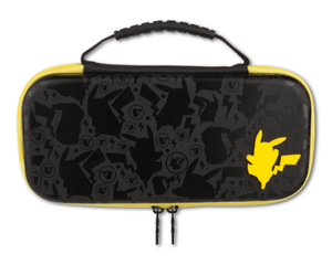 Power A Protection Case For Nintendo Switch Pikachu Silhouette