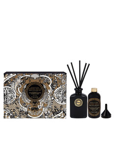 MOR Reed Diffuser Set Candied Vanilla Almond