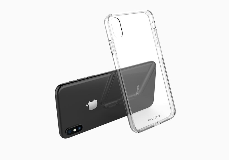 Cygnett Slim Protective Case Crystal for iPhone XS Max