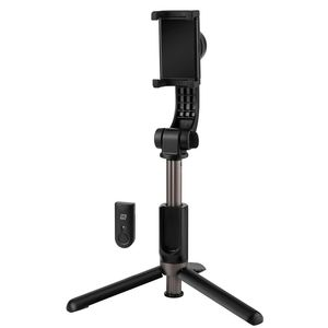 Momax Selfie Hero Smartphone Gimbal 1-Axis Stabilizer with Tripod Balck