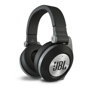 Jbl Synchros E50Black Bluetooth Black Headphones