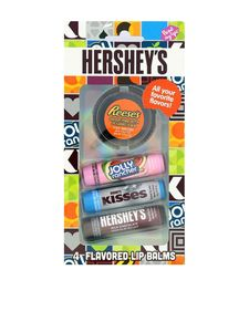 Hershey's Chocolate Box [Pack of 4]
