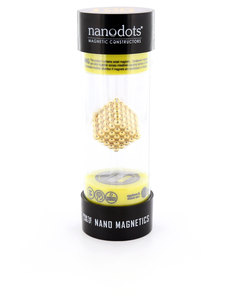 Nanodots 125 Gold Nano Magnetic Dots