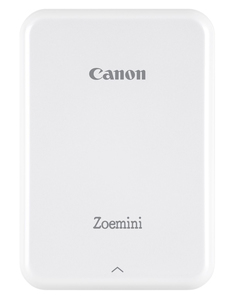 Canon Zoemini Portable Photo Printer Silver