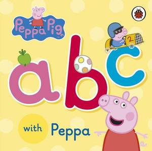 Peppa Pig Abc With Peppa Board Book