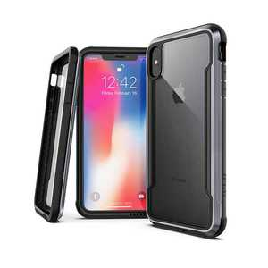 X-Doria Defense Shield Case Black for iPhone XS Max