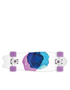 "Street Surfing 30"" Cruiser Fishtail Skateboard Jelly Fish"