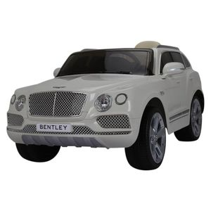 Bentely Bentayga Electric Ride-On Car White