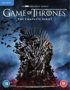 Game Of Thrones: The Complete Series [Seasons 1-8] [33 Disc Set]