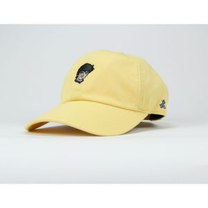 Captain Tsubasa Carlos Santana Brazil Polo Cap Men's Cap Yellow