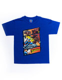 Superman Superman Vs Zod Royal Juvenile Tshirt 7