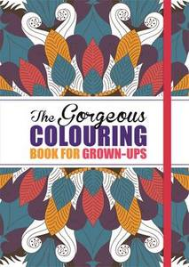 Gorgeous Colouring Book For Grown Ups Travel Edition