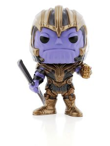 POP Avengers End Game Thanos Vinyl Figure