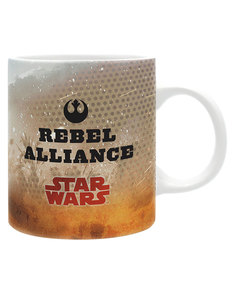 Abystyle Star Wars Mug Rogue One/Rebel Alliance 320ml