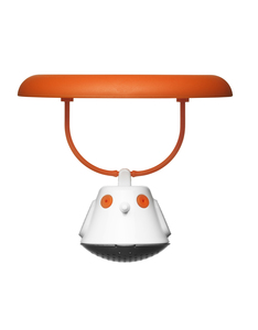 QDO Birdie Swing Orange Tea Infuser