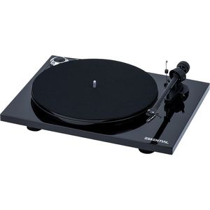 Pro-Ject Essential III Phono Piano Turntable