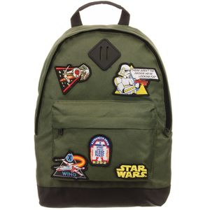 Fabric Flavours Star Wars Badge Backpack