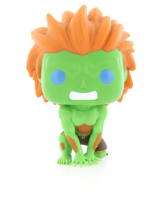 Funko Pop Street Fighter Blanka Vinyl Figure