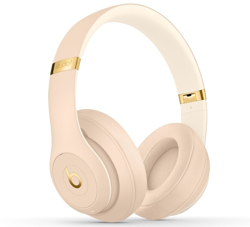 Beats by Dr. Dre Studio3 Skyline Collection Wireless Headphones Desert Sand