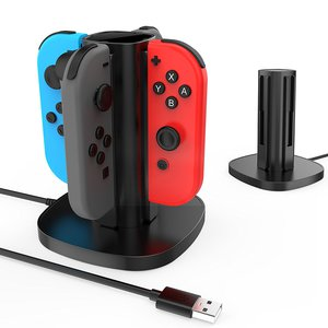 Game Will 4-in-1 Joy-Con Charging Stand