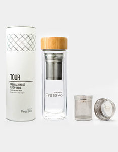 Made By Fressko Tour Brew As You Go Flask 400ml