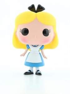 Funko Pop Disney S5 Alice Vinyl Figure