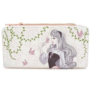 Loungefly Sleeping Beauty Purse Wallet