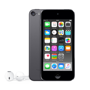 iPod Touch 16GB Space Grey [6th Generation]