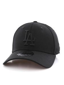 536f1480c2f23 New Era League Essential LA Dodgers Black Cap