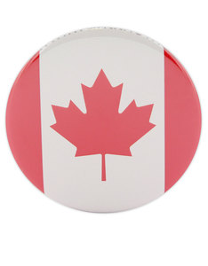 I Want It Now Canada Fridge Magnet