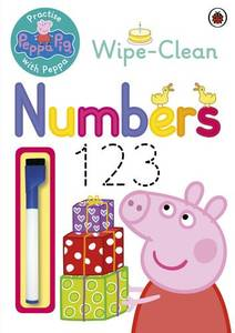 Peppa Pig Practise With Peppa Wipe-Clean Numbers Pb