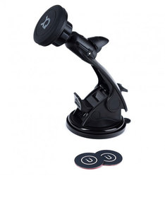 Xqisit Magnetic Black Universal Car Holder