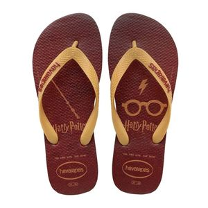 Havaianas Top Harry Potter Unisex Slippers Red
