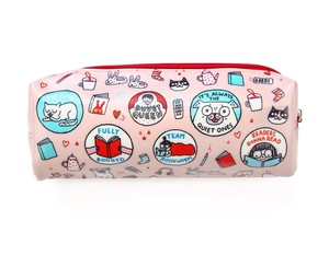 Ohh Deer Scout Patches Large Pencil Case