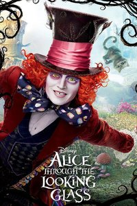 Alice Through the Looking Glass [3D Blu-Ray]