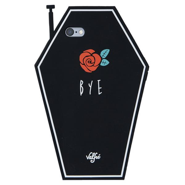 Valfre Coffin 3d Handmade Silicone Case Iphone 7 Cases