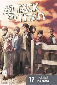 Attack on Titan 17: 17